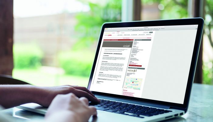Immojobs is the job portal for the Austrian property industry. Job seekers will find new challenges and career opportunities here – exclusively in the property sector. In other words, immojobs is a rapid and targeted tool for finding property specialists for your company. Through our partnership with iz-jobs.de, we cover a large section of the German-speaking market. We can also help you to produce and design your advertisement.